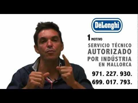 Servicio Tecnico Delonghi Mallorca