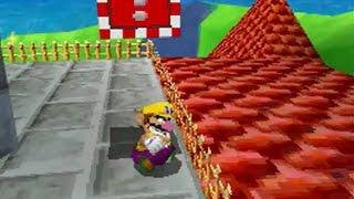 getlinkyoutube.com-Super Mario 64 DS - On Top of the Castle