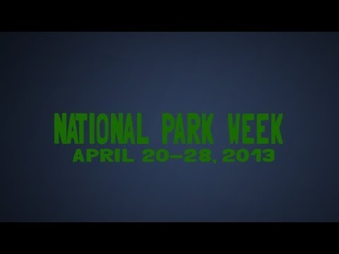 National Park Week!