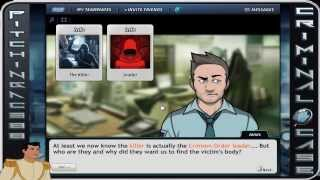 getlinkyoutube.com-Criminal Case - Case #56 - There Will Be Blood - Chapter 1