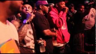 Lil Wayne et BG sur scène