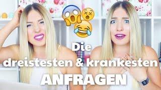 getlinkyoutube.com-Meine KRANKESTEN ANFRAGEN .. Brustvergrößerung, Erotik-Dreh... | BibisBeautyPalace