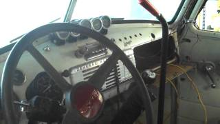 getlinkyoutube.com-453-T Detroit Diesel in 1950 GMC 2