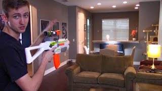 getlinkyoutube.com-HOW TO NO-SCOPE WITH A NERF GUN!