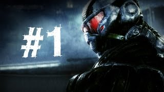 getlinkyoutube.com-Crysis 3 Gameplay Walkthrough Part 1 - Post-Human - Mission 1