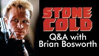'Stone Cold' Q&A with Brian Bosworth