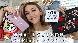 getlinkyoutube.com-WHAT I GOT FOR CHRISTMAS // 2016
