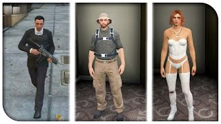 getlinkyoutube.com-GTA 5 Online - FASHION FRIDAY! (Captain Price, Makarov & The Prostitute) [GTA V Cool Outifts]