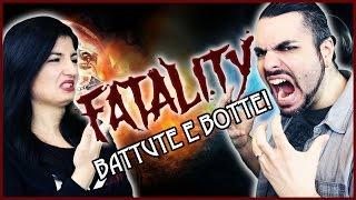 FATALITY, BATTUTE E BOTTE. E RACCONTI... Mortal Kombat XL