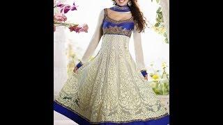getlinkyoutube.com-Anarkali Churidar Fashion Dresses
