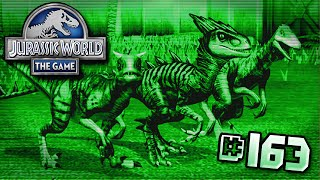 getlinkyoutube.com-Deadly Raptor Squad!! || Jurassic World - The Game - Ep 163 HD