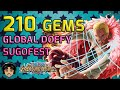 210 Gem Doflamingo Family Sugofest - Global [One Piece Treasure Cruise]