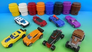 getlinkyoutube.com-2014 HOT WHEELS SET OF 8 HAPPY MEAL KID'S TOY'S VIDEO REVIEW