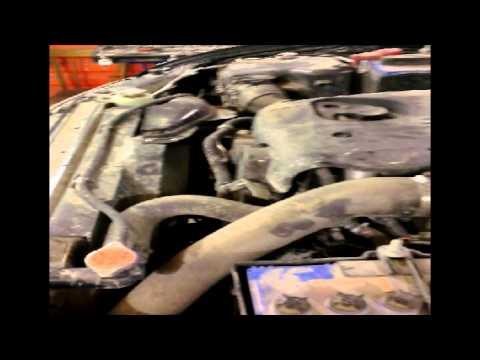 Свист или вой дизельного двигателя 2