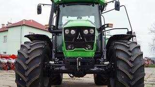 getlinkyoutube.com-Rolnik Szuka... Traktora - Deutz Fahr 5115.4G || 18 ( Walkaround / Prezentacja )