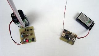 getlinkyoutube.com-Simple RF Receiver / Transmitter Pair (27 MHz)