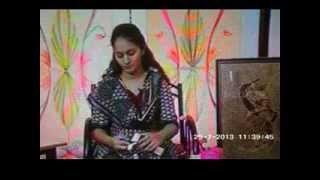 MEGA TV - Pengal.com - Rubini's craft work part 3