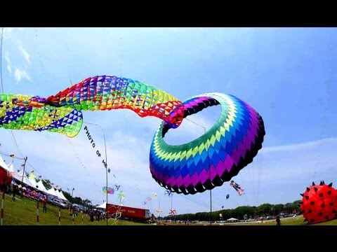World Kite Festival - Pasir Gudang