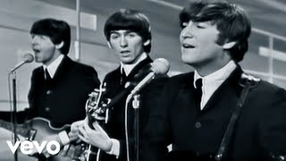 The Beatles - I Want To Hold Your Hand - Performed Live On The Ed Sullivan Show 2/9/64 width=