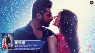 Yeh Mosam Ki Barish Ka Pani   Half Girlfriend   ful  l hd   song new