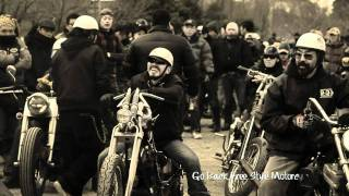 "Free Style Motorcycle ""New Year Run -2012-"""
