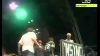 getlinkyoutube.com-Bloodhound Gang - The Bad Touch (en vivo MTV 1999)