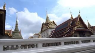 Thailand Grand Palace, พระบรมมหาราชวัง, Bangkok, Thailand, 9/11/16