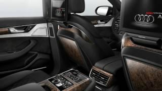 getlinkyoutube.com-2017 Audi A8 Sedan Interior