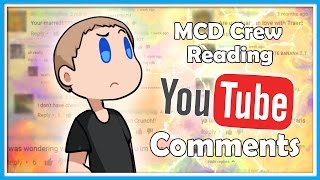 MCD Crew Read YouTube Comments
