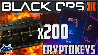 getlinkyoutube.com-x200 CRYPTOKEYS RARE SUPPLY DROP OPENING! BO3 LEGENDARY CAMO EPIC & RARE CAMOS! + SHOWCASE