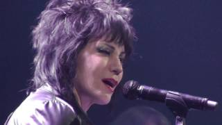 getlinkyoutube.com-Trans-Siberian Orchestra 12/31/16: 29- Joan Jett: Crimson & Clover / I Love Rock'N'Roll Cleveland