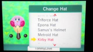 3DS Mii Hats http://www.youtube.com/all_comments?v=jf379oKG65c