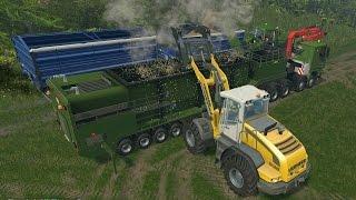 getlinkyoutube.com-Farming Simulator 2015 - Forestry on Sarntal Alps 014