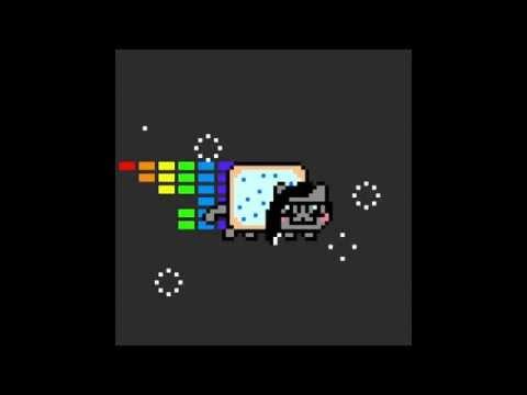 """Skrillex Nyan Cat """"Nyan Skrat"""" [Original]"""