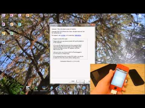 Como Hacktivar Activar iOS 6.1.2, 6.1.1, 6.1, 6.0.1 & 6 Sin Tarjeta SIM iPhone 4, 3GS y iPod touch