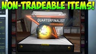 getlinkyoutube.com-CS GO - All Non-Tradeable Items!