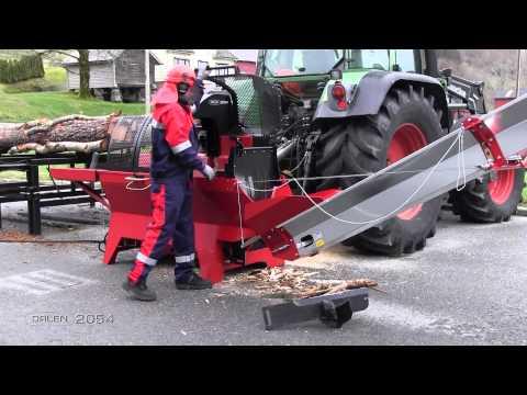 Dalen 2054 Firewood Processor Vedmaskin