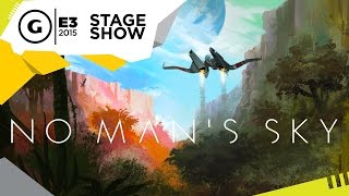 getlinkyoutube.com-Stage Demo: No Man's Sky - E3 2015