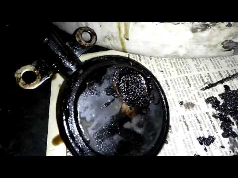 ГТ' Опель Астра двигатель Z14XEP проблемма с давлением масла... Ч.1