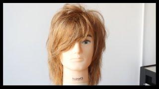 getlinkyoutube.com-Emo or Scene Haircut - How to Cut Short Layers - TheSalonGuy