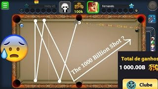 getlinkyoutube.com-1000 BILLIONS - Fernando - Level 497 - (Indirect Highlights) - Miniclip 8 ball pool
