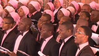 MIGHTY MEN THE LORD IS RAISING - CHOIR MINISTRATION