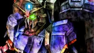 getlinkyoutube.com-Gundam Extreme VS -  Mobile Suit Battle & Fleet Battle Extended
