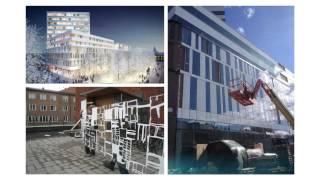 Västerbotten på Grand 2014: Om kreativa näringar i inlandet