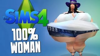 getlinkyoutube.com-The Sims 4 - SEXIEST WOMAN ALIVE - The Sims 4 Funny Moments #2