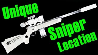 getlinkyoutube.com-Fallout New Vegas: Best Starting Gun RatSlayer SNIPER Location (Beginner Guide)