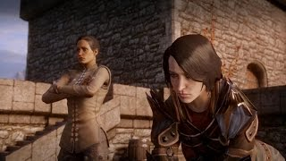 getlinkyoutube.com-Meeting Hawke (Sebastian Romance, Rogue, Humorous) - Dragon Age: Inquisition