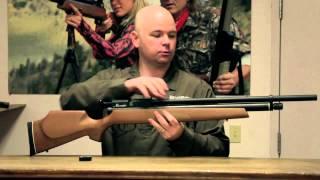 getlinkyoutube.com-Benjamin Marauder® PCP Rifle Highlights