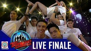 Pinoy Boyband Superstar Grand Reveal: Sandara Park & Grand Finalists -
