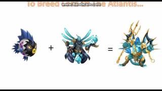 getlinkyoutube.com-Monster Legends - How To Breed All Breedable Legendary Monsters! [100k Views!!!!]